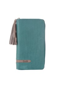 ZWEI UNICORN wallet green