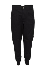 Trousers with large pockets