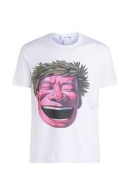 T-Shirt Yue Minjun