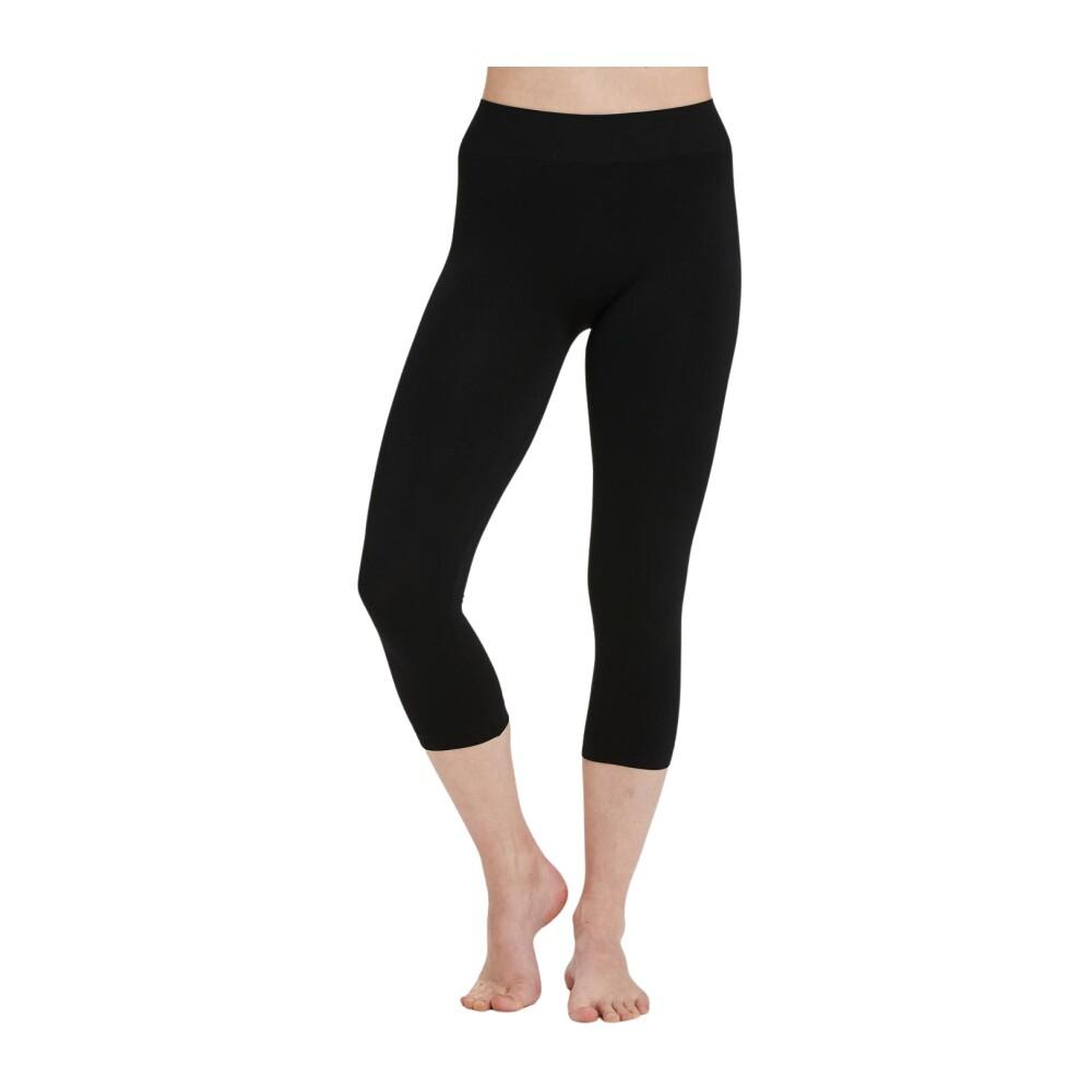 seamless capri leggings