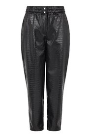 Croco Ankle Pant