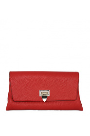 Decadent Nora Small Clutch Scarlet Red