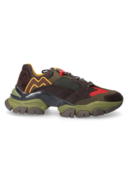 Sneaker low LEAVE NO TRACE