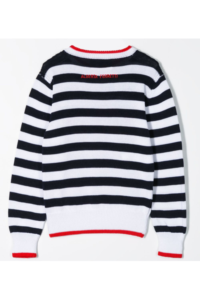 Obtenez nouveau White Sweater Alberta Ferretti Sweat-shirts et sweat-shirts à capuche 10hzf