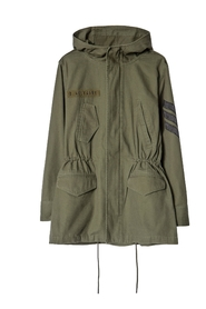 Jacket Kinian Canvas Parka