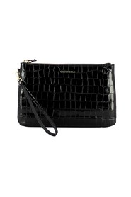New Best Soft Croco Medium clutch bag