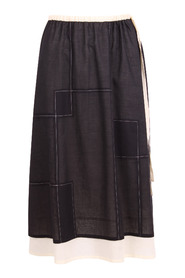 Hill Layrered Skirt