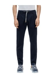 Jogger piping trousers