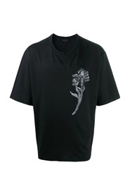 T-SHIRT JERRY PRINT FLOWER