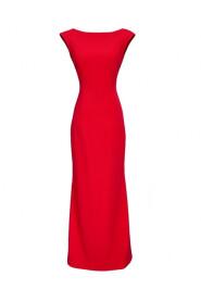 Sukienka czerwona Ayo