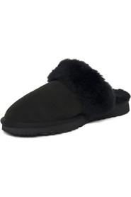 Shearling slipper