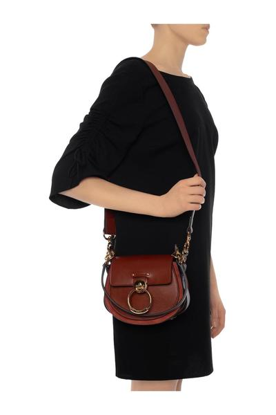 Brown Tess Shoulder Bag Chloé Skuldertasker