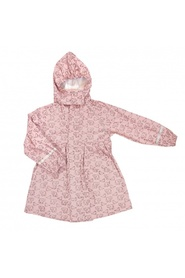 Dusty rose MeMini Rain coat
