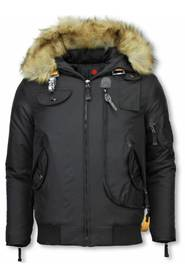 Winterjacket Short-Pilot Jack Gobi Eco