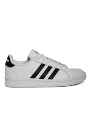 White Adidas Grand Court Sneakers, Bn in 2191