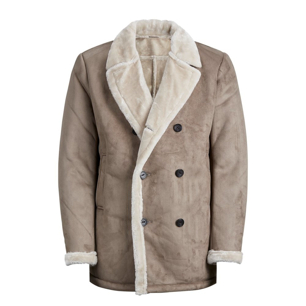 Jacket Faux shearling