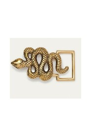 Boucle Serpent Doree