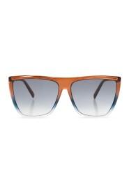 Sunglasses with logo