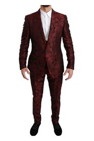MARTINI Floral 3 Piece Suit