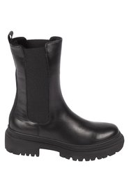 6060M Ladies Boot Eva Nero