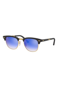 RB2176 CLUBMASTER FOLDING FLASH LENSES GRADIENT