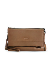 Anouk crossbody / clutch in leather