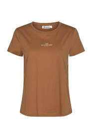 Brun Co`Couture The Cocouture Tee T-Skjorte