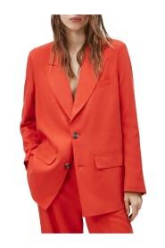 Blazer Lola Rojo Para Mujer