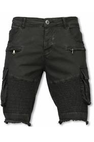 Slim Fit Biker Fick Jeans