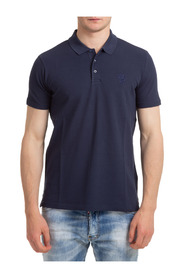 Short sleeve polo collar K/Iconic