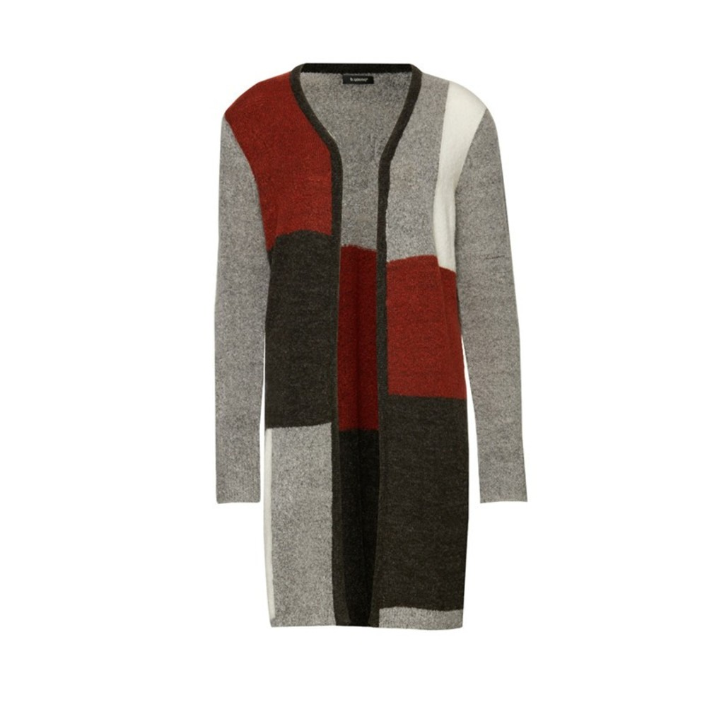 B.YOUNG OYESTER CARDIGAN