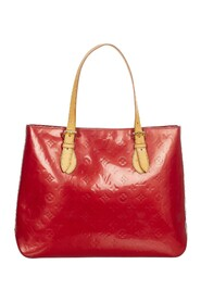 Pre-owned Vernis Brentwood Leather