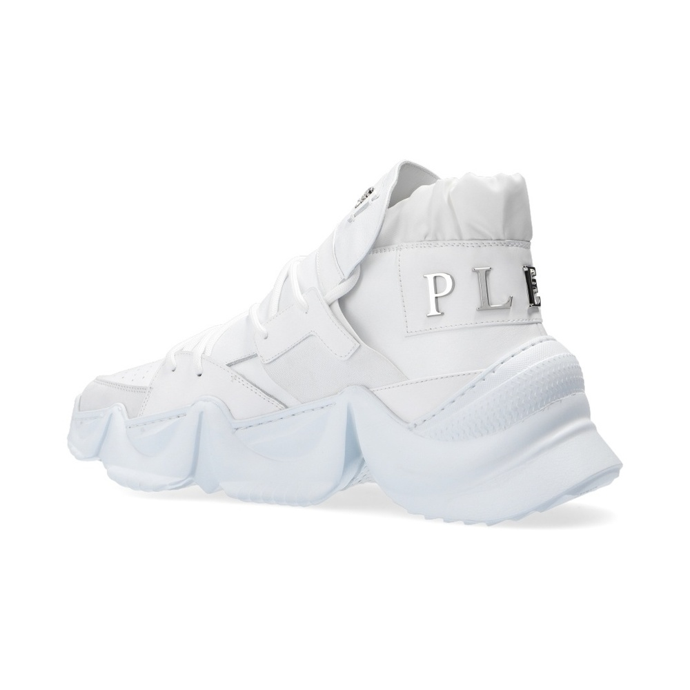 White High-top sneakers | Philipp Plein | Sneakers | Herenschoenen