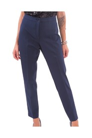 Trousers With Side Applications - P932F684W7