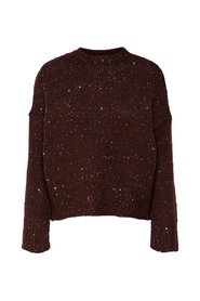 Knitted Pullover Sequins
