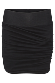 Draped Pencil Skirt