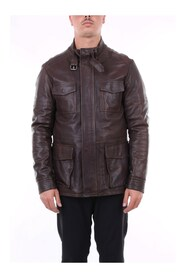 VEGETALEENZO Leather jacket