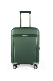 Very neat 55 Cm Trolley_Fieldgreen suitcase
