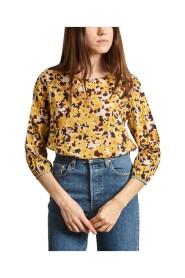So Long flower print blouse