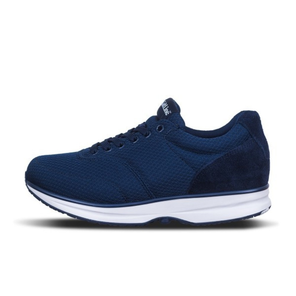 Gaitline Bronze CL Joggesko Dame Dark Navy White