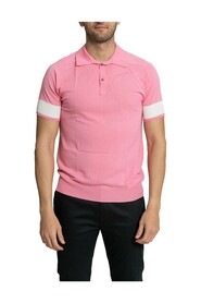 Two Button Polo T-Shirt