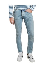 Grim Tim slim straight jeans