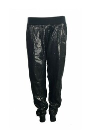 Folder sequin pants