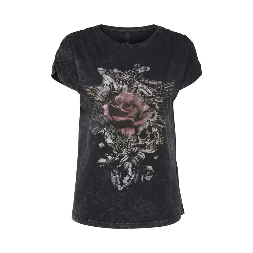 Rose wing t-shirt