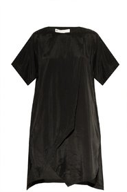 Long T-shirt with pockets
