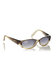 Pre-owned Oval Tinted Sunglasses