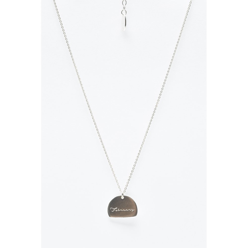 February Necklace