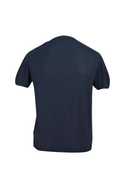 Altea Blue Half Sleeve Jersey T-shirts Print - Blauw 1N6oMeZ