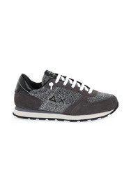 ALLY THIN GLITTER SNEAKERS