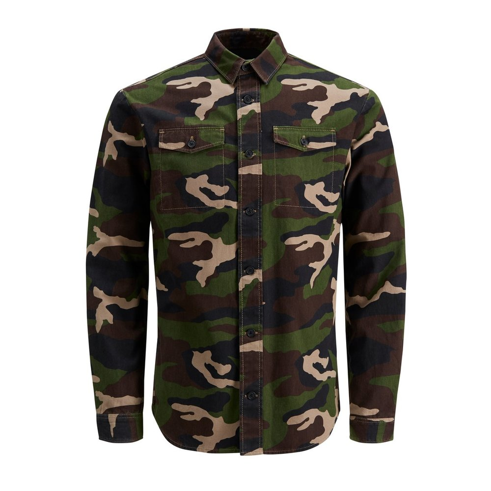 Overhemd Militaire